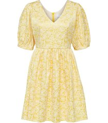 joyce 2/4 short gown drops dress