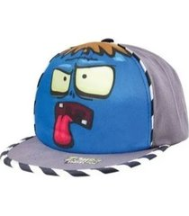 gorra gris footy zombie infection funny store