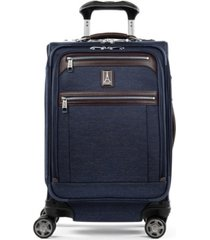 "travelpro platinum elite limited edition 20"" business plus softside carry-on luggage"