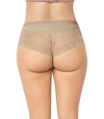 faja panty control fuerte beige leonisa 012845