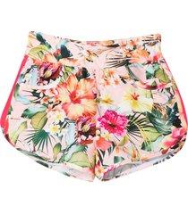 molo neva floral shorts