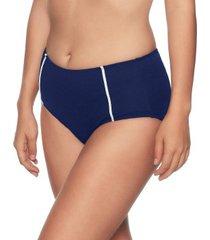 wiki porto cervo de luxe midi shape bikini brief