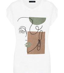 artistic trend top dust green