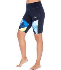 pantalón leggings corto race femenino
