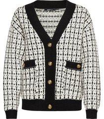 harper knitted cardigan gebreide trui cardigan wit gina tricot