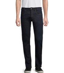 g-star raw men's d-staq slim-fit jeans - dark aged - size 33 32