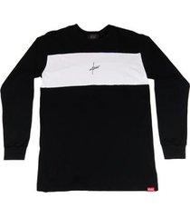 camiseta outlawz longsleeve signature