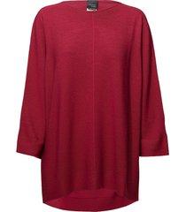 adorare gebreide trui rood persona by marina rinaldi