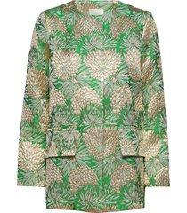 posnoelle blazer blazer kavaj grön postyr