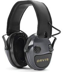 orvis edition pro earmuffs silver 22