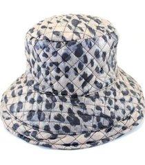 sombrero animal print almacén de paris