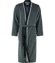 cawo badjas cawö 4839 kimono men donker-58