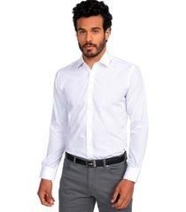 camisa formal blanco guy laroche