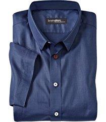 overhemd met korte mouwen akershus, nachtblauw m