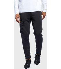 pantalón de buzo reebok ts layering pant negro - calce regular