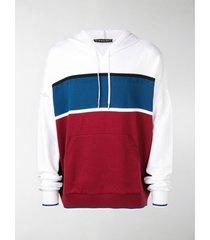 y/project striped knit hoodie