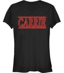 fifth sun carrie women's retro style logo short sleeve tee shirt