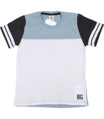 camiseta com friso manga curta 4639 - by gus