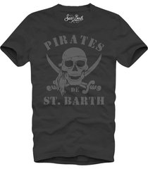 boy black t-shirt with pirate