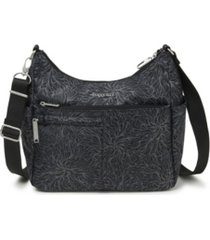 baggallini anti-theft free time crossbody bag