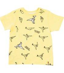 camiseta juan amarillo