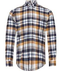 clay shirt skjorta casual multi/mönstrad forét