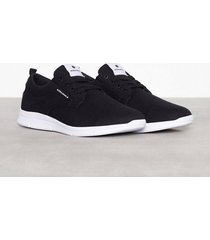 björn borg x200 low canvas sneakers black
