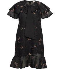 leah dresses party dresses svart custommade