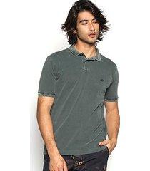 camisa polo triton estonada masculina