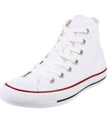 zapatilla blanca converse chuck taylor all star core hi