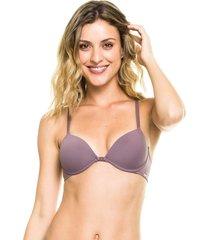 sutiã costas nadador camurça - 532.015 marcyn lingerie costas nadador roxo