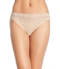 natori bliss perfection thong in cafe at nordstrom