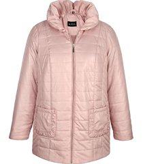 lätt vadderad jacka m. collection rosa