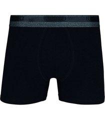cueca boxer lupo elastano elástico acetinado - masculino