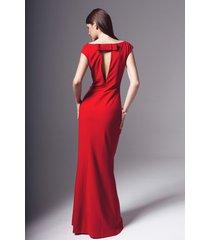 sukienka ayo czerwona