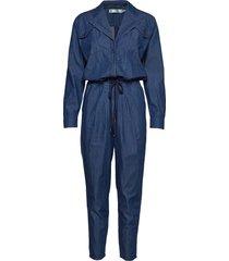 dorte jumpsuit jumpsuit blauw inwear