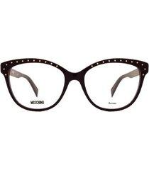 óculos de grau moschino feminino