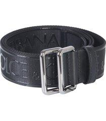 dolce & gabbana tape belt