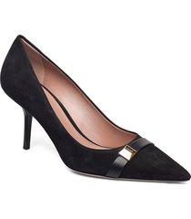 nathalie pump65-mix shoes heels pumps classic svart boss