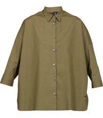 fay cotton blend shirt