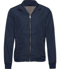 slhzip jacket b dun jack blauw selected homme