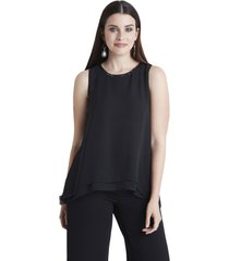 blusas tela encaje con lentejuelas negro lorenzo di pontti