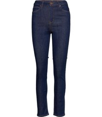 2nd sadie cropped thinktwice skinny jeans blå 2ndday