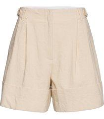 damapana shorts flowy shorts/casual shorts beige by malene birger