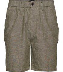 cotton linen walkshort shorts chinos shorts lyle & scott