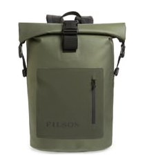 men's filson dry waterproof backpack - green