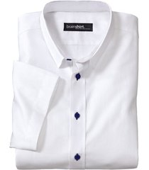 overhemd met korte mouwen akershus, wit xxl