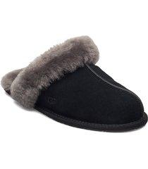 scuffette ii slippers tofflor svart ugg
