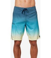 men's hyper freak s-seam fade board shorts
