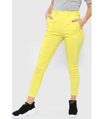 pantalón amarillo positana plum